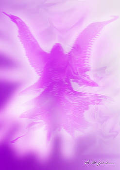 Angel of Compassion by Anderson Stoffelshaus