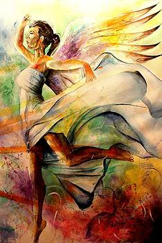 Angel Of Hope by Henry Blackmon