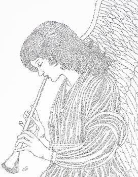 Angel of Music by Lorraine Foster