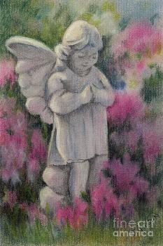 Angel of the Azaleas by Jan Gibson