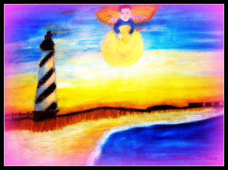 Maryann  DAmico - Angel of the Lighthouse
