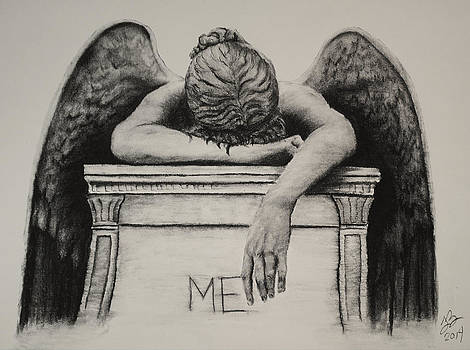 Angel Sorrow by Tim Brandt