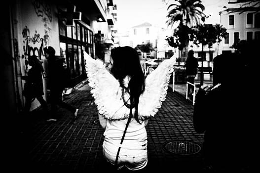 Angel by Spyros Papaspyropoulos