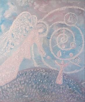 Angel by Victoria Dutu