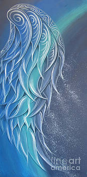 Angel Wing by Reina Cottier