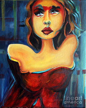 Angela by Hope Mastroianni