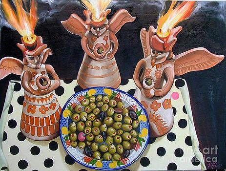 Angelas De Tapas by Shelley Laffal