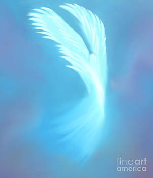 Angelic Clouds by Tina Stoffel