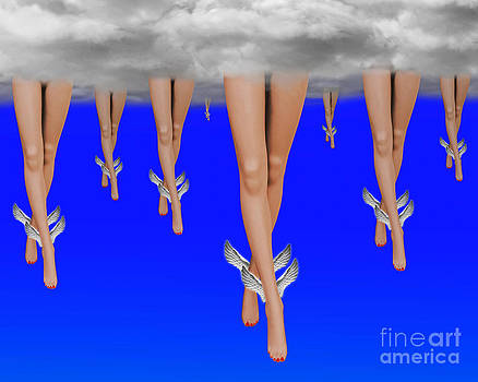 Angels Ascending by Keith Dillon