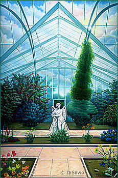 Angel's Conservatory by Rich DiSilvio