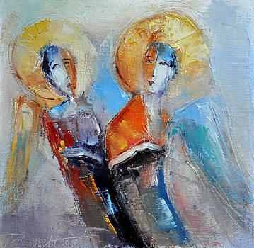 Angels by David Figielek