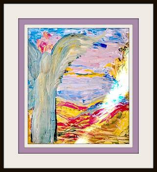 Angels Heaven by Farfallina Art -Gabriela Dinca-