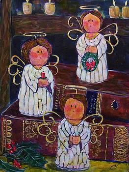 Angels by Linda Vaughon