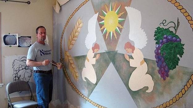 Angels by Patrick RANKIN
