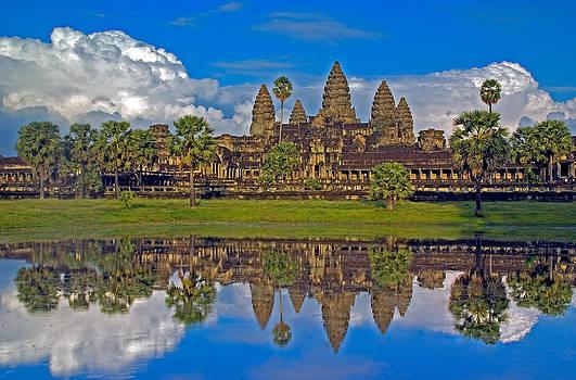 Dennis Cox - Angkor Wat Temple