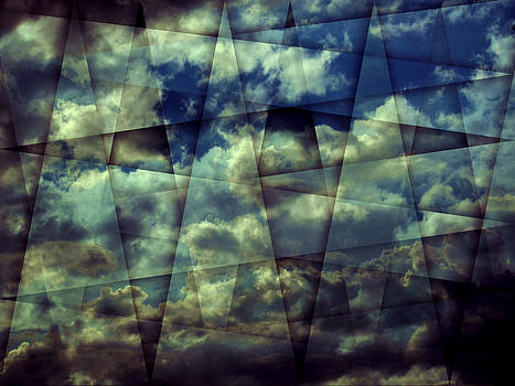 Angled Clouds by Florin Birjoveanu