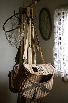 Angler's Back Room by Sherlyn Morefield Gregg