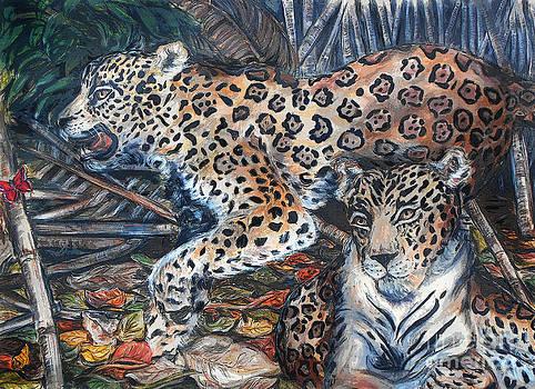 Animal Emotion by Melanie Alcantara Correia