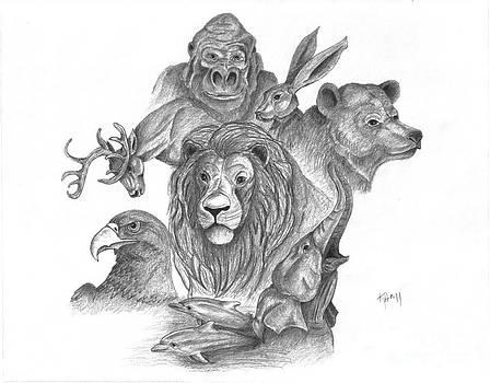 Kami Catherman - Animal Kingdom
