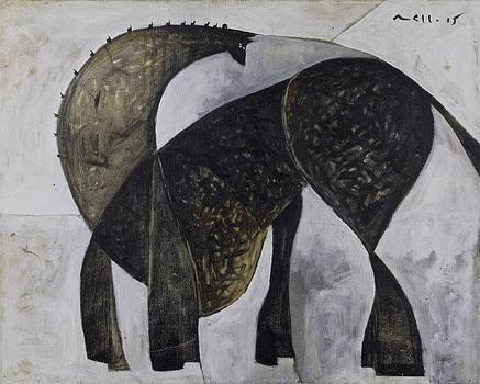 Mark M  Mellon - ANIMALIA Standing Horse