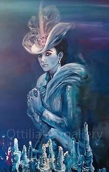 Anna Karenina by Ottilia Zakany