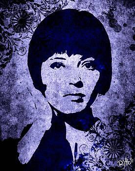 Anna Karina by Bitta -  Silvia Mariottini