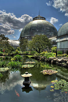Anna Scripps Whitcomb Conservatory Detroit  by Rod  Arroyo