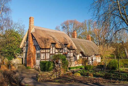 David Ross - Anne Hathaways Cottage Stratford upon Avon
