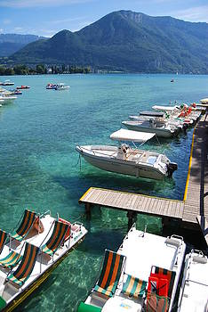 Annecy by Arylana Art