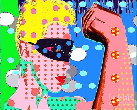 Annie Lennox by Ricky Sencion