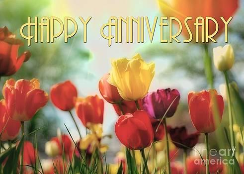 JH Designs - Anniversary Tulips