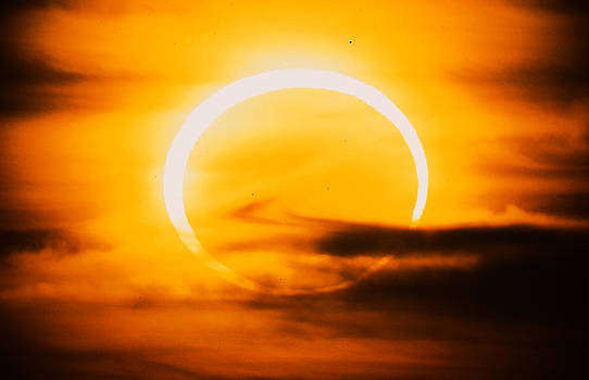 Annular Eclipse by Andre Bormanis