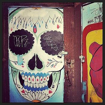 Another Awesome #graffitidoor In by John Baccile