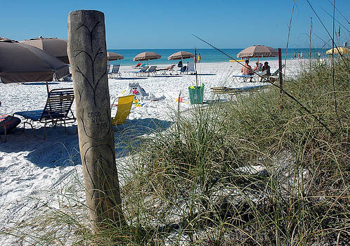 Another Day at the Beach by Kathleen Mroz