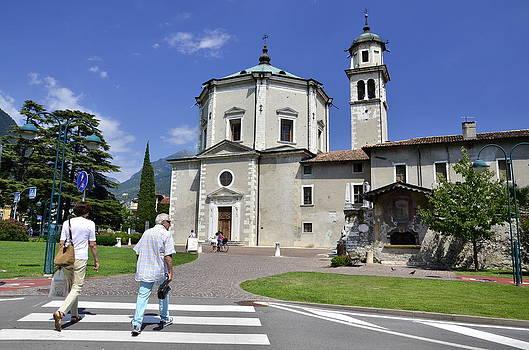 Martina Fagan - Another day in Riva del Garda