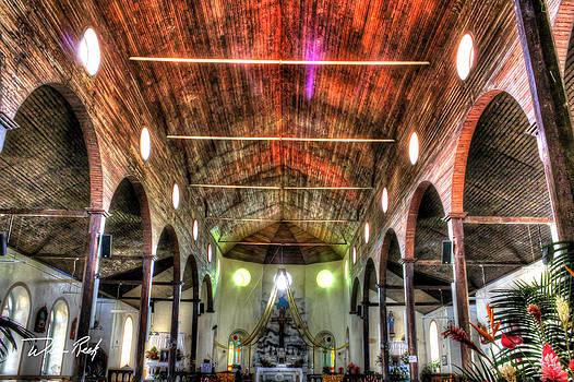 William Reek - Anse La Raye Church