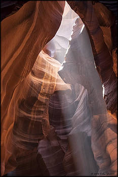 Erika Fawcett - Antelope Canyon