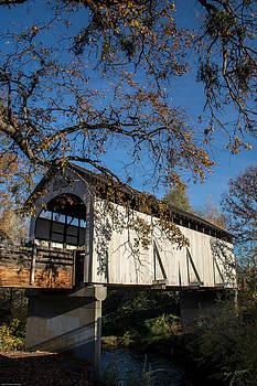 Mick Anderson - Antelope Creek Bridge in Fall