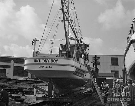 California Views Archives Mr Pat Hathaway Archives - Anthony Boy fishing boat 1966