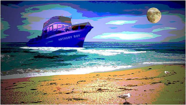 Joyce Dickens - Anthony Boys Blue Pacific