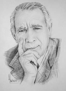 Anthony Quinn by Dave Lawson