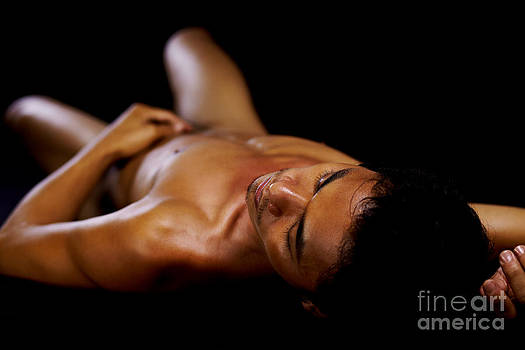 Anthony Sleeping by Brian Joseph