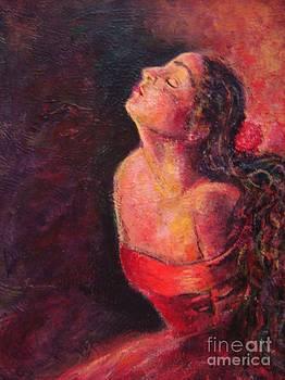 Anticipation by Vicki Wynberg