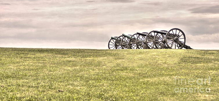 Antietam Battlefield by Jonathan Harper
