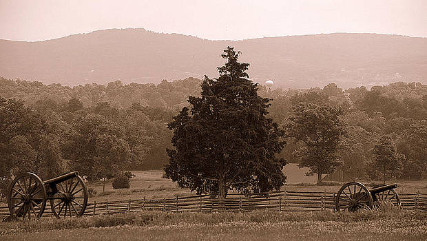 Antietam Cannons by M Hess