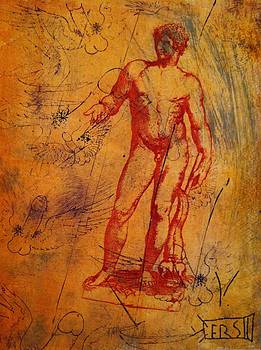 Antinous II by Carmine Santaniello