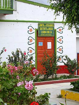 Antioquia Peru Board Members by Luis Fernando Del Aguila Mejia