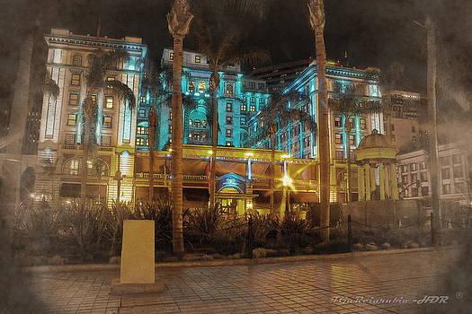 Antique Architecture by Frank Garciarubio