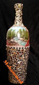 Antique ceramic by Asif Kasi