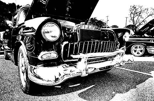 Danny Hooks - Antique Chevy Car at Car Show